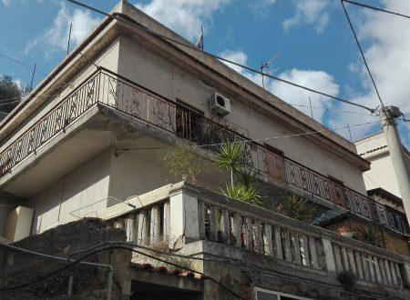 MESSINA Valle Degli Angeli: Vendesi Struttura Abitativa Composta Da Due  Appartamenti,terreno Edificabile